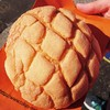 東京メロンパン - 料理写真:メロンパンプレーン  180円