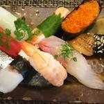 玄海鮨 - 竹 にぎり  メイン