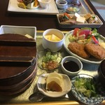 みわ屋 - コロまぶ膳