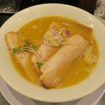 ラーメン ニューヨーク ニューヨーク - 料理写真:ニューヨークソルト