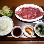 102533309 - ステーキ定食
