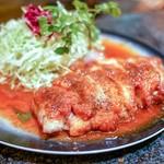 とんかつ マンジェ - ☆豚ステーキ(裏メニュー)