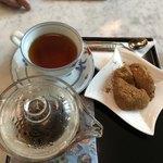 102535524 - 和紅茶セット(わらび餅)