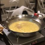 丸鶏もと家 - 雑炊