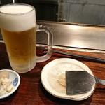 大阪お好み焼 英 -