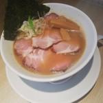 らぁ麺 蒼空 - チャーシュー平子らあ麺♪