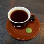 マッシュ - ドリンク写真:本日のコーヒー
