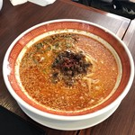 タイガー餃子会舘 - 料理写真:白胡麻担々麺