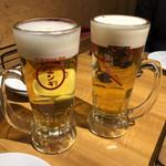mezonchainaumemoto - 生ビールはプレモル♪