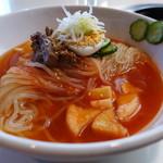 102544219 - 平壌冷麺(950円)