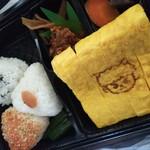 ゆたぽん - 料理写真:甘い玉子焼き