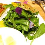 Restaurant&Cafe BRENZA - グリーンサラダ