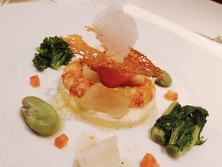 ル・クープル - 前菜