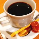 ITALIAN QUATRO - HOTコーヒー
