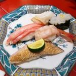 金沢まいもん寿司 - 料理写真:加賀百万石握り