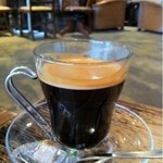 SUZU CAFE - ホット珈琲