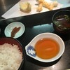 松月 - 料理写真:天ぷら定食