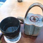 102552267 - コーヒーはこんな形で提供