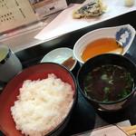 102553083 - 野菜天ぷら定食