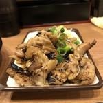 幸丼 - 炙り鶏皮