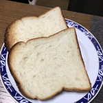 102557692 - 極み食パン ※トーストしていただきました