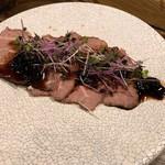 煙 燻製バル トリベーネ - 燻製ローストビーフ