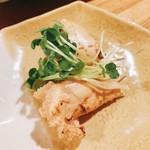 香魚 - 半ナマ炙りたらこ