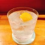 香魚 - レモンサワー