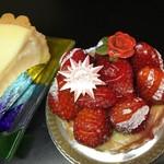 ビルゴ洋菓子店 - おいしいタルト