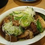 102565023 - 名物の牛肉豆腐 590円
