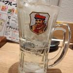水炊き・焼き鳥 とりいちず - タカラ焼酎ハイボール199円