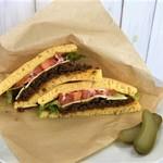 ちゅら海カフェ かふぅ - パンドイッチ