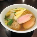 蕎麦ひら井 - 料理写真:鴨南蛮そば
