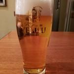 RAIL - エビス樽生ビール2019.2.11