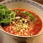 ダンダン亭 - 花椒坦々麺(白胡麻)