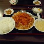 金龍園 - スペシャルランチ850円