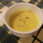10257684 - ランチのスープ