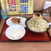 ラーメン まるとも - 料理写真:タンメン まるともランチ 800円(税抜き)