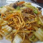 中国料理 龍門 - 麺アップ
