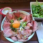 102572640 - ローストビーフ丼