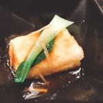 楽蔵 - 揚げ出し豆腐!