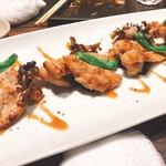 楽蔵 - 豚の味噌焼き!