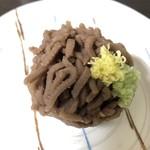 102576661 - 春を告げる花の代表ともいえます福寿草。凍てついた土の中から顔を出す黄色が春を感じます(о´∀`о)