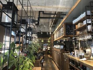 カフェ マスターズカフェ 薬院店