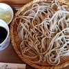 矢打 - 料理写真:もりそば並(750円)