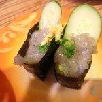 廻る寿司 沼津のさかなや武田丸 - 白魚