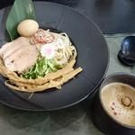 三代目晴レル屋 - 桜島純鶏つけsoba