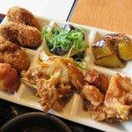 どん亭 - 惣菜6種アップ2019.02.16