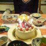 精進マウントホテル - 料理写真: