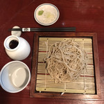 銀蕎麦 國定 -